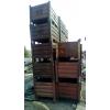 Тару,   ящики,   металлические для склада б/у