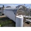 Емкость нержавеющая (танк охладитель) ,  объем — 5 куб. м.