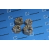 Гайка ГОСТу 10606-72, от М52 до М 100 , высокопрочка, кадмий, класс прочности-10.
