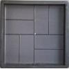 Формы для изготовления тротуарной плитки 8 кирпичей