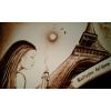 Песочная анимация и светопись в Москве