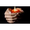 Древнерусская магия любви.   .   Привороты на свечу.