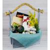 Гастрономические подарочные корзины в подарок!