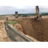 Строительство водопровода и канализации,  ГНБ горизонтальное бурение