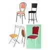 Стулья всех типов и другая мебель от производителя.