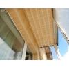 Красивый балкон.   Отделка деревянной вагонкой.   Красноярск