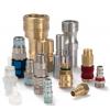 Быстроразъемные соединения для гидравлических систем FASTER,   TEMA и для пневматических систем RECTUS