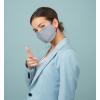 Живично-прополисная маска сшитая вручную из 100% натурального льна.